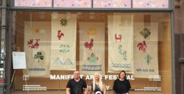 Manifest Arts Festival, Paradise, Rogue and Europia – Art in Manchester